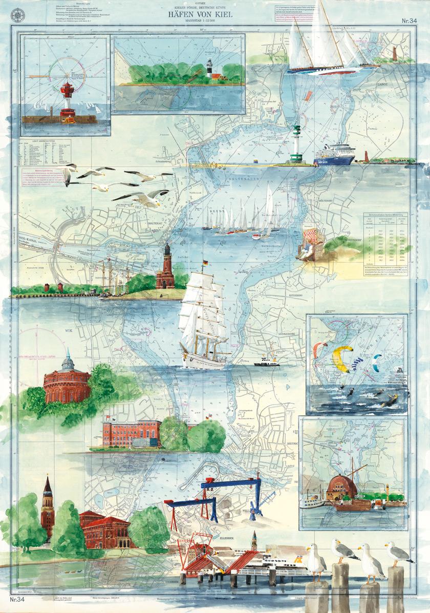 Bild und Rahmen Kiel » Alles rund um Ihr Bild!